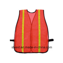 Traffic Warning Safety Reflective and Outdoor Work Reflective Vest