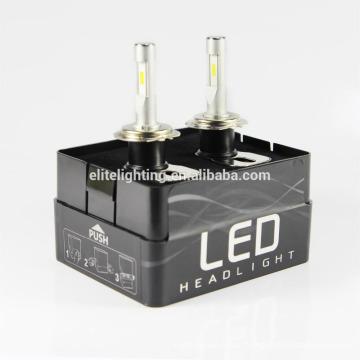 El bulbo de lámpara auto más popular del alto rendimiento T5 llevó el bulbo de lámpara auto del h11 h1 h7 9005 9006 3000k 6000k 8000k para los coches