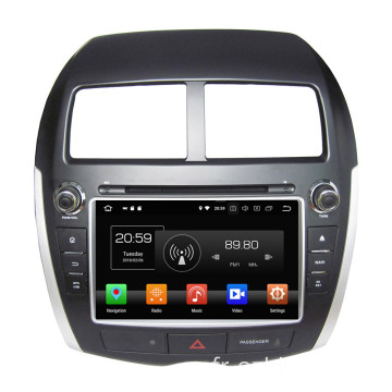 Navigation multimédia Android Bilstereo pour ASX 2010-2012
