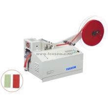 Gancho automático e máquina de corte de fita de Loop