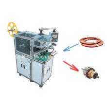 Machine automatique d'insertion de cale d'armature d'outil électrique
