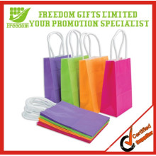 2014 Promotional Printed Gift Paper Bags