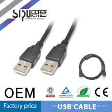SIPU high quality 2.0 usb cable 5m male to male data transfer multi-purpose usb cable