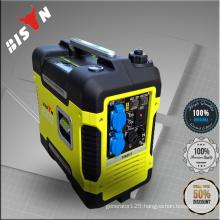 BISON CHINA TaiZhou High Quality 2000w Digital Inverter Power Generator
