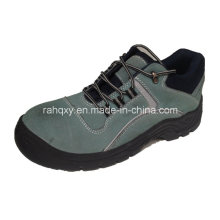 Chaussures de travail mi-coupe Sudue bleu clair (HQ05046)