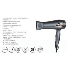 Nuevo tipo secador de pelo profesional plegable salón profesional
