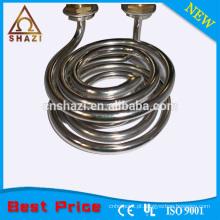 Tubo de aquecimento da bobina