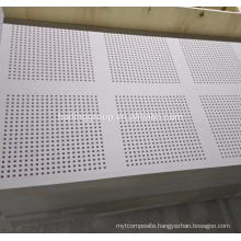 China Perforated Suspended Gypsum Board , Plasterboard , Drywall Ceiling