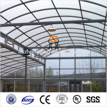 twin wall polycarbonate hollow sheet/polycarbonate glazing sheeting