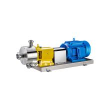 Custom Toothpaste homogeneous pump
