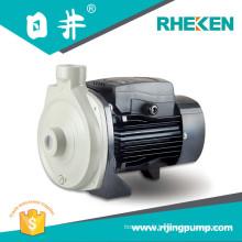 Pompe centrifuge silencieuse de puissance élevée économiseuse d'énergie de machine à eau à usage unique électronique