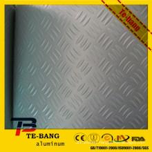 embossed aluminum composite panel