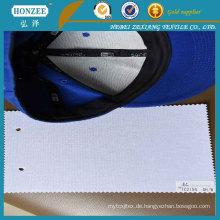 Polyester-Schmelztiegel-Interlining für Kappen und Hüte