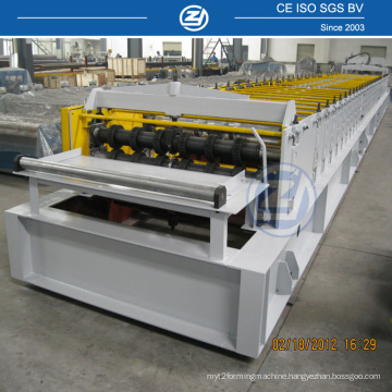Plate Rolling Floor Decking Roll Forming Machine