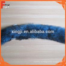 Raccoon Fur Trimming para capucha