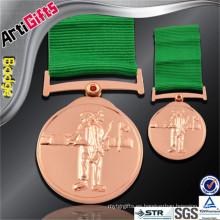 Venta al por mayor insignias y medallas militares baratos