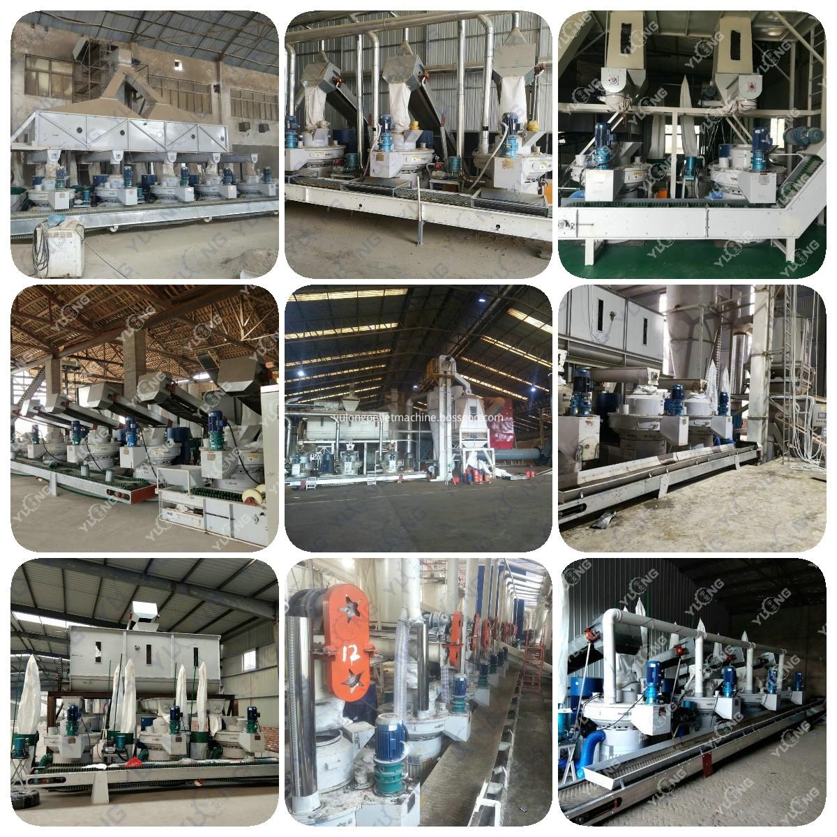 Miscellaneous Wood Pellet Process Machine