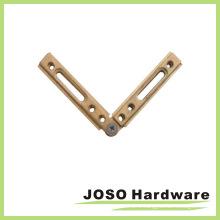 360 Degree Shower Door Header Adjustable Corner Brackets (AS14)