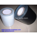 Self Adhesion Butyl Rubber White Outer Protection Wrapping Tape For Pipeine