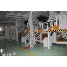 New high yield PP spunbonded nonwoven machine