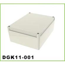 Caja de caja de convertidor de frecuencia impermeable de plástico
