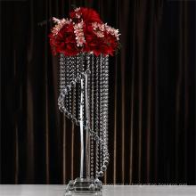 Лучшие продажи прочный используя свадебные украшения элегантный кристалл подсвечники