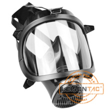 Comfortable Endurable Safety Gas Mask Military Face, Full Face Mask Tactical for security outdoor fireman