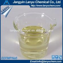 Sel pentasodique de l'éthylène Diamine Tetra (acide méthylène-phosponique) (EDTMP.Na5) 7651-99-2