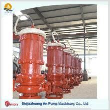 Heavy Duty Submersible Bilge Ballast Marine Sea Water Fire Pump