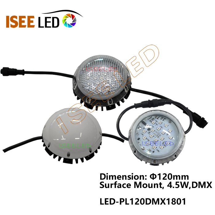 DMX512 RGB LED Pixel Night Club Stage Decoration