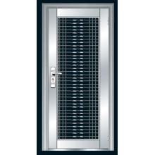 Puerta de acero inoxidable (FXSS-004)