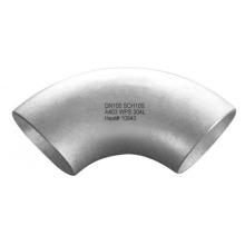 90 ° Long Radius Stainless Steel Elbow