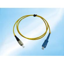 St-Sc Upc Cable de conexión de fibra óptica monomodo