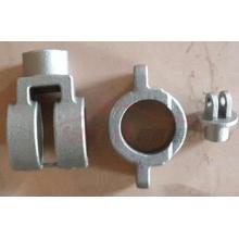 China Fabrik OEM Stahl Gussteile für Motor Maschinen