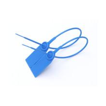 Sellos de material plástico, cierres de plástico, sellos de plástico de 300 mm de largo