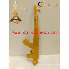 Fashion Style Ak47 Design Chicha Nargile Smoking Pipe Shisha Hookah