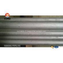 Alliage Inconel 690 ASTM B167 UNS N06690