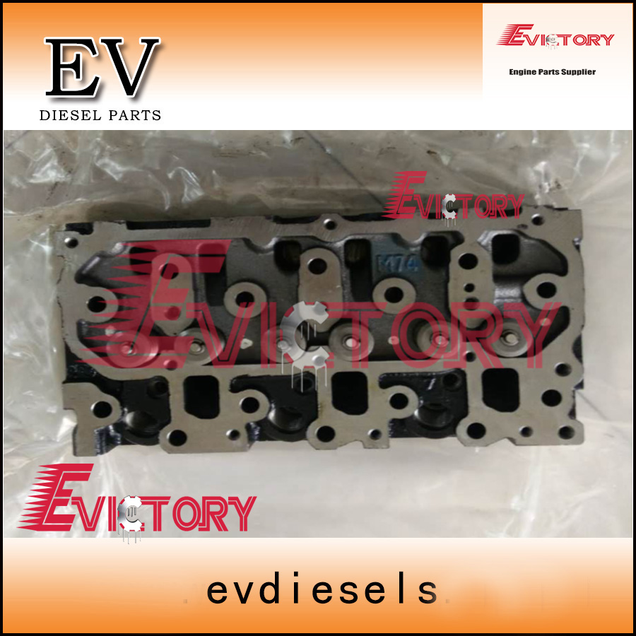 3TNV70 cylinder head new