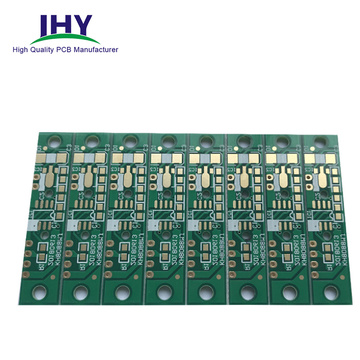 Aluminum Base Flexible 1020am Gold Finger FPC PCB Board