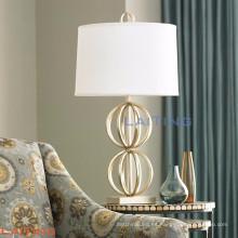 Lámpara de mesa europea de la vendimia para la lámpara de lectura del libro 2108