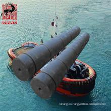 Defensa marina del cilindro hueco de la venta caliente