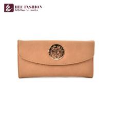HEC Wholesale Multicolor PU/PVC Woman Purse Wallet