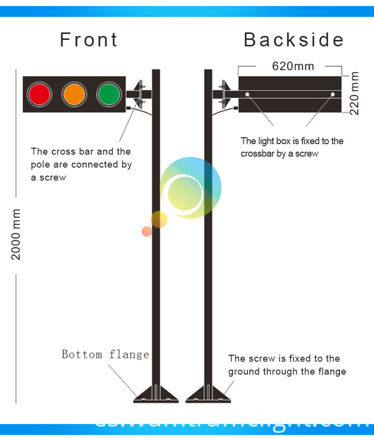 directional traffic light pole_05