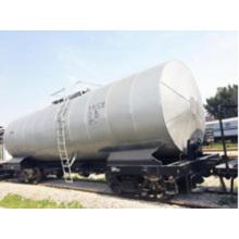 Vagão de tanque de butileno glicol gh70c