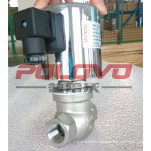 ZQDF-15b 1/2 inch stainless steel 220v steam solenoid valve