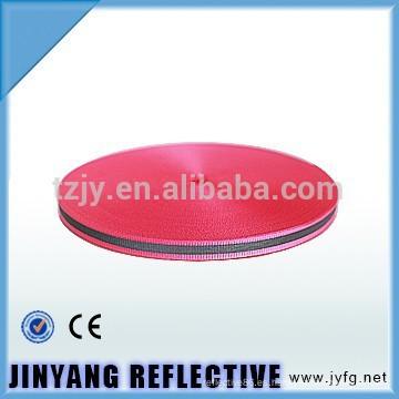 cinta de seguridad reflectante alta