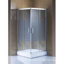 Sanitary Ware Cheap Shower Screen Glass Shower Sliding Door