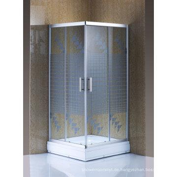 Sanitärkeramik Günstige Dusche Bildschirm Glas Dusche Schiebetür
