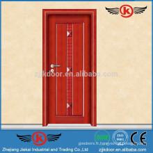 JK-W9031 Photos de porte en bois les moins chères