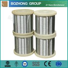 Fil de soudure solide en acier inoxydable homologué de qualité